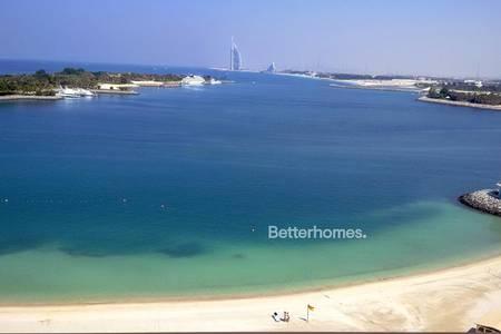 2 Bedroom Flat for Rent in Palm Jumeirah, Dubai - Full Sea Views I High Floor I Best Type