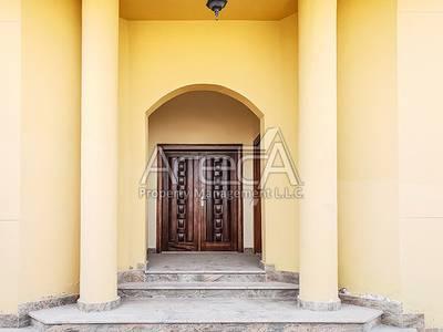 6 Bedroom Villa for Rent in Khalifa City A, Abu Dhabi - Elegant 6 Bed Villa with Private Entrance! Khalifa City A