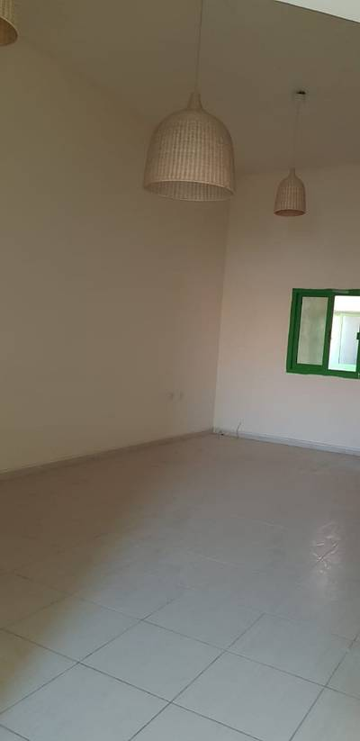 3 Bedroom Flat for Rent in Khalifa City A, Abu Dhabi - 3Bedroom hall Excellent  lounge Maids room and Spacious kitchen in khalifa city A ( price 80000 )