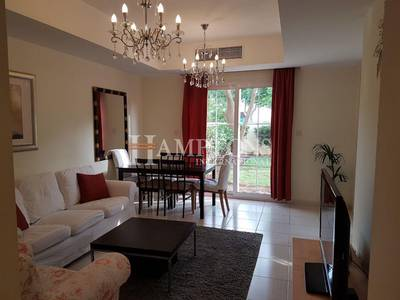 2 Bedroom Villa for Rent in The Springs, Dubai - Type 4M Fully Furnished | 2BR + Study