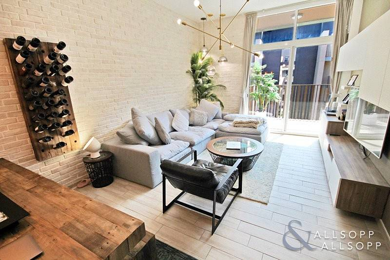 Belgravia 1 JVC | One Bedroom | Pool View