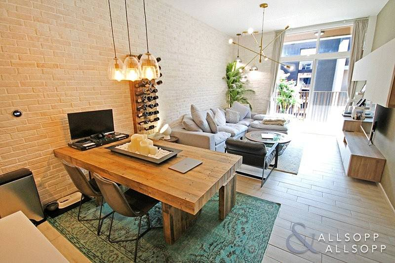 2 Belgravia 1 JVC | One Bedroom | Pool View