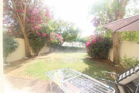 3 Bedroom Villa for Rent in The Springs, Dubai - Lake View Upgraded Type 3M in Springs 5