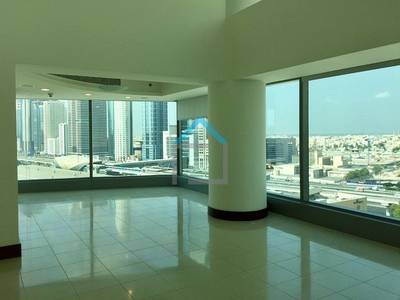 3 Bedroom Apartment for Sale in World Trade Centre, Dubai - Luxurious 3BR +Maid Duplex with SZR View