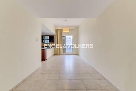 شقة 2 غرفة نوم للبيع في مدينة دبي الرياضية، دبي - Luxury Living with an Uninterrupted View