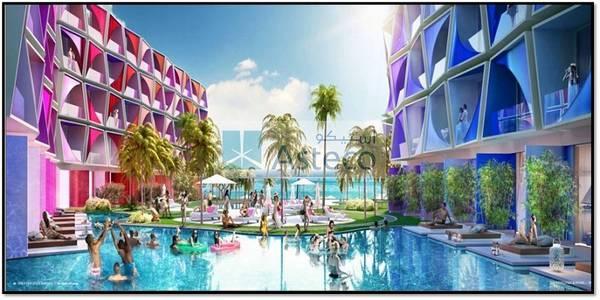Studio for Sale in The World Islands, Dubai - Beautiful Studio at Cote D Azur Hotel in high land