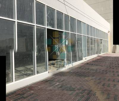 Shop for Rent in Dubai Silicon Oasis, Dubai - Direct facing road residential & commercial twin tower