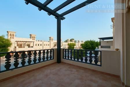 3 Bedroom Townhouse for Sale in Al Hamra Village, Ras Al Khaimah - Tenanted 3 Bedroom Villa -  Near Golf Course - Al Hamra Village
