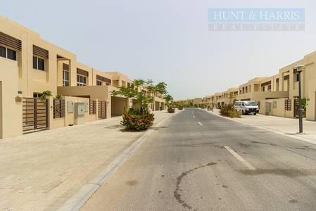فیلا 3 غرفة نوم للبيع في میناء العرب، رأس الخيمة - Rented - 3 bed + maids - Flamingo Villa