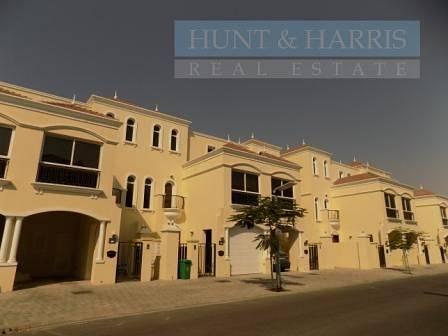 Vacant - Bayti Villa - Al Hamra Village