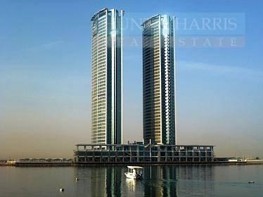 Office for Sale in Julfar, Ras Al Khaimah - Fantastic Location - Julfar Tower Office - Nakheel