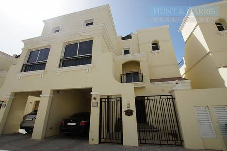 4 Bedroom Townhouse for Sale in Al Hamra Village, Ras Al Khaimah - Rented - Perfect Family Home with Maids Room - Bayti - Motivated Seller