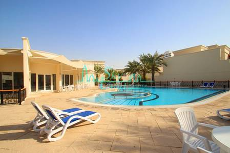 4 Bedroom Villa for Rent in Al Barsha, Dubai - BEAUTIFUL 4BED+MAID'S VILLA WITH SHARED POOL AND GYM AL BARSHA