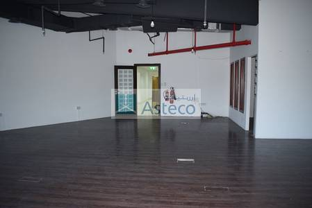 Office for Rent in Umm Suqeim, Dubai - On the main road| Fitted Office| Near MOE