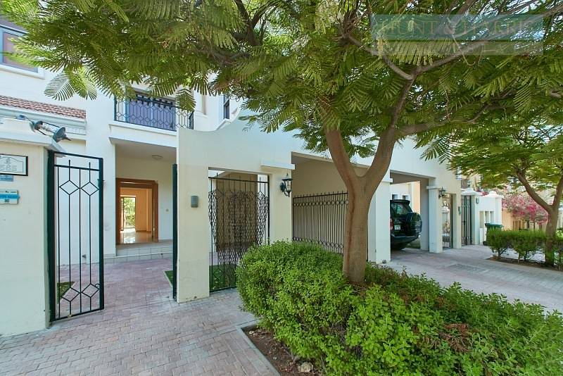 Extended Al Hamra Village Townhouse - A Place to call Home
