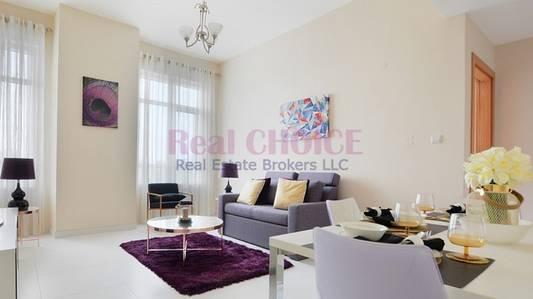 1 Bedroom Apartment for Sale in Dubai Sports City, Dubai - Affordable Spacious 1BR Apt   Low Floor