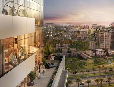 1 Bedroom Apartment for Sale in Downtown Jebel Ali, Dubai - Affordable 1BR|Next to the Metro Station