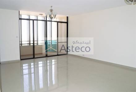 2 Bedroom Flat for Rent in Al Jafiliya, Dubai - Well maintained 2 bdr apt close to metro