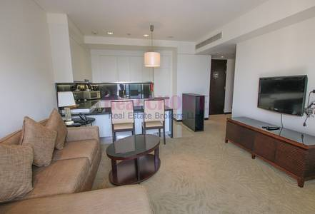 1 Bedroom Hotel Apartment for Sale in Dubai Marina, Dubai - Well Maintained Marina View|Furnished 1BR