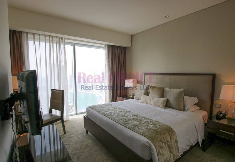 2 Well Maintained Marina View|Furnished 1BR