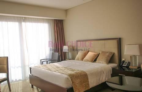 Hotel Apartment for Rent in Dubai Marina, Dubai - Full Marina View|Fully Furnished Studio
