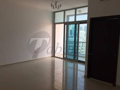 1 Bedroom Flat for Rent in Dubai Marina, Dubai - Spacious Bright 1 Bedroom in DEC Tower Marina for Rent deal