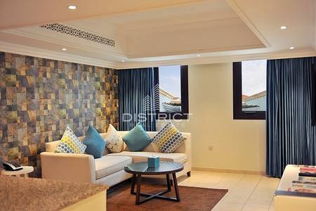 3 Bedroom Hotel Apartment for Rent in Al Salam Street, Abu Dhabi - Fully Fitted 3BR Apartment in Salam Street