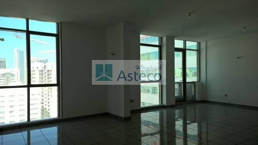 4 Bedroom Penthouse for Rent in Hamdan Street, Abu Dhabi - 4 BR Penthouse in Hamdan Street  + 1 MONTH RENT FREE