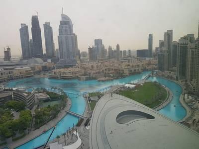 2 Bedroom Apartment for Sale in Downtown Dubai, Dubai - Bright 2BR facing full Burj and Fountain