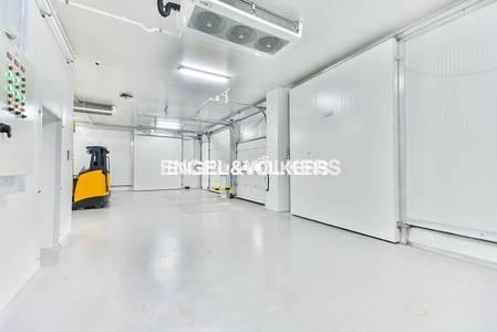 مبنی تجاري  للايجار في راس الخور، دبي - New Cold Store + Office