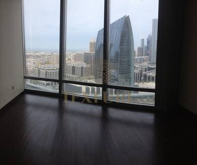 Stunning wooden floor Studio in Burj Khalifa for sale