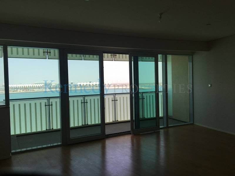 2 3 bed plus maids in Rahba 1 Sea View