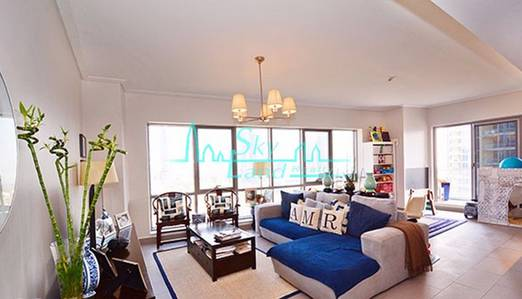 2 Bedroom Flat for Sale in Downtown Dubai, Dubai - STUNNING 2 BED APARTMENT WITH BURJ KHALIFA VIEW IN SOUTH RIDGE 1