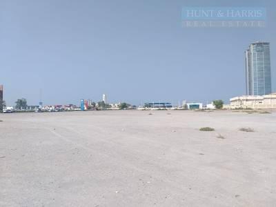Plot for Sale in Al Nakheel, Ras Al Khaimah - Fantastic Land For Sale - Opposite Manar Mall - Ras Al Khaimah