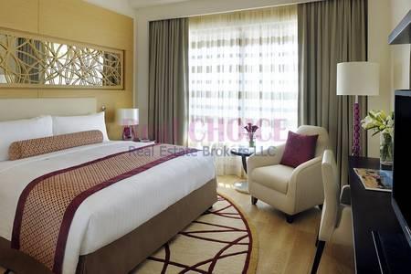 1 Bedroom Hotel Apartment for Rent in Bur Dubai, Dubai - No Comm|All Bills Inclusive|1 Month Free