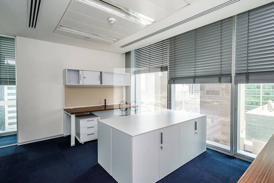 10 Vacant fitted partitioned office | Rolex