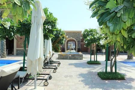 3 Bedroom Villa for Rent in Saadiyat Island, Abu Dhabi - 3+M villa Big Garden|kitchen Appliances|