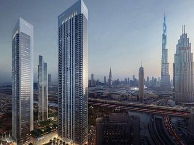 1 Bedroom Flat for Sale in Downtown Dubai, Dubai - Minus 5%-1Bed - 01 Series I DIFC View