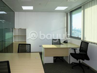 Office for Rent in Al Barsha, Dubai - Serviced Office