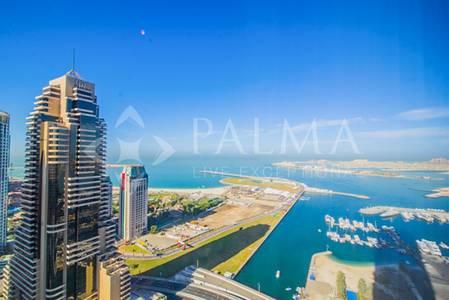 1 Bedroom Apartment for Rent in Dubai Marina, Dubai - 1 Bed