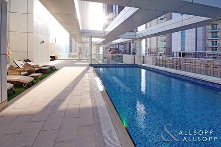 2 Bedroom Flat for Rent in Downtown Dubai, Dubai - 2 Bedrooms   Maids   Brand New Apartment