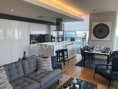 4 Bedroom Apartment for Sale in Bluewaters Island, Dubai - Luxurious 4 Bed+M | Garden and Sea views