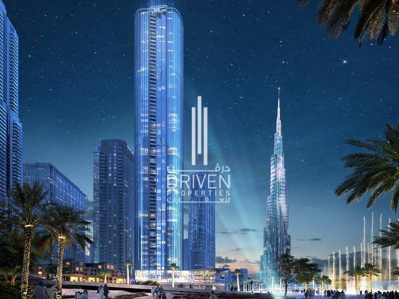 10 2BR with Panoramic Views of Burj Khalifa