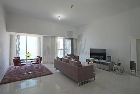 2 Bedroom Apartment for Rent in Dubai Marina, Dubai - STUNNING 2 BEDROOM  SEA AND MARINA VIEWS