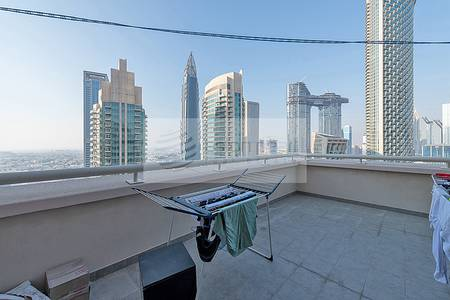 3 Bedroom Flat for Rent in Downtown Dubai, Dubai - Vacant | Amazing 3BR Apt | On High Floor