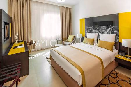 1 Bedroom Hotel Apartment for Rent in Al Barsha, Dubai - Best Priced  | Modern Serviced Apartment