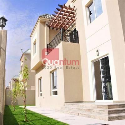4 Bedroom Villa for Rent in Dubailand, Dubai - Best in Market   4 BR+Maid room   Semi Furnished