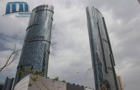 1 Bedroom Apartment for Rent in Al Reem Island, Abu Dhabi - 4 payments and Free commission. . Luxury 1 BR in Sun Tower