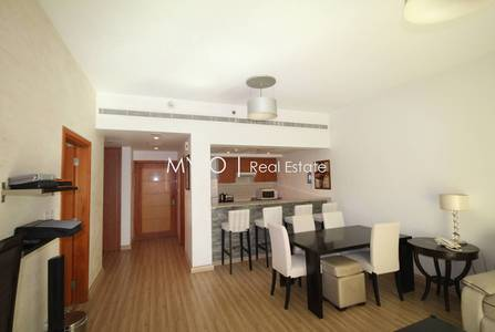 1 Bedroom Flat for Sale in The Greens, Dubai - Amazing Deal I 1 Bed Fully Furnished VOT