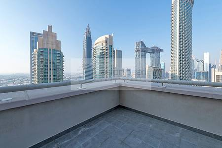 3 Bedroom Apartment for Rent in Downtown Dubai, Dubai -  Amazing 3 BR Apartment on High Floor
